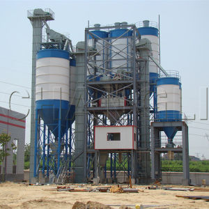 International Standard, Automatic 5-15tons Sand Mixer Machine pictures & photos