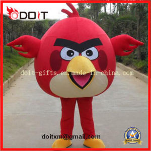 Red Custom Made Character Mascot Costume pictures & photos