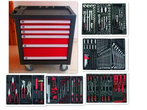 228PCS -6drawers Heavy Duty Trolley Tool Set (FY228A-1)