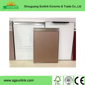 Kitchen Cabinet Parts Thermofoil PVC Film MDF Core Cupboard Door pictures & photos