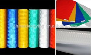 Pet Colorful Micro Prismatic Reflective Sheeting/Reflective Sheet pictures & photos