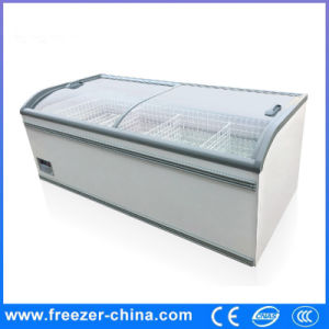 Aht Type Seafood Freezer Aht Commercial Chest Freezer for Sale pictures & photos