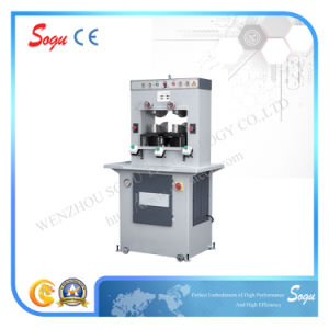 Xa0343 Time Control Insole Molding Machine; Safety Shoe Machine pictures & photos