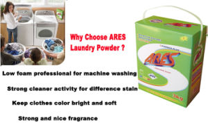 Good Quality Good Price Laundry Washing Powder Detergent Powder for Front and Top Loader pictures & photos