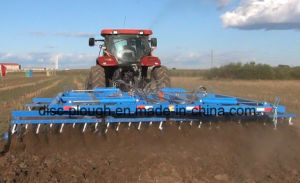 Foldable Hydraulic Disc Harrow Implement pictures & photos