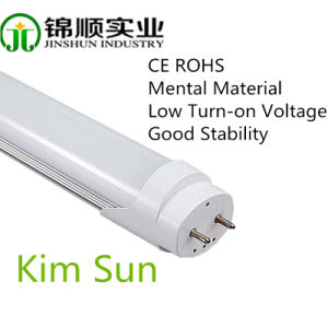 T8 9W LED Glass Tube Light Free Sample Available pictures & photos