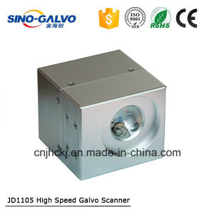 Manufacturer Sino-Galvo Jd1105 with 7mm Aperture Laser Galvo pictures & photos