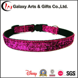 Professional Glitter Dog Collar Puppy Pet Collar Training Collar for Wholesale