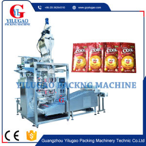 5 Lines Spice Milk Coffee Powder3 Side Sealing Packing Machine pictures & photos