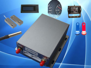 Fuel Monitoring GPS Tracker (GP600D)