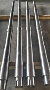 Alloy 20(UNS N08020, 2.4660, CARPENTER 20CB-3) Forged Forging Steel CNC machined Turned actuator shafts spindles(ALloy 20CB3) pictures & photos