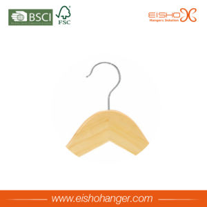 Nature Color Maple Wood Material Shirt Hanger pictures & photos