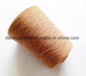 Natural, 100% Camle Yarn, 1/14nm, Woolen, for Weaving
