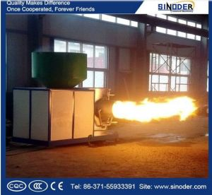 Automatic Power Saver Sawdust Burner &Nbsp; for Steam Boiler pictures & photos