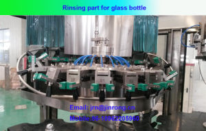 Automatic Glass Bottle Filling Machine for Crown Cap pictures & photos