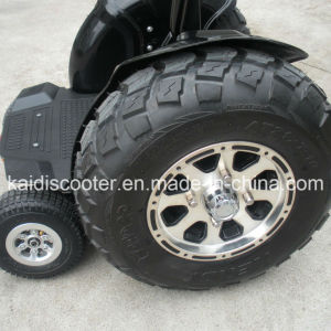 Four Wheels Electric Scooter Fat Tire 48V 12ah 700W pictures & photos
