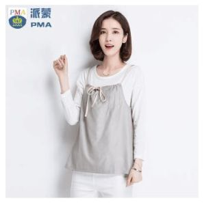 71a7d26ebe25a Pma Anti-Radiation Protection Clothes for Pregnant Woman, Radiation  Protection Material