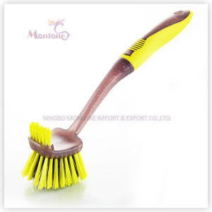 Househld Cleaning Tool Plastic Multi-Purpose Cleaning Brush for Toilet pictures & photos