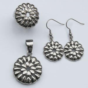 New Stainless Steel Ladies Earrings Designs Pictures pictures & photos