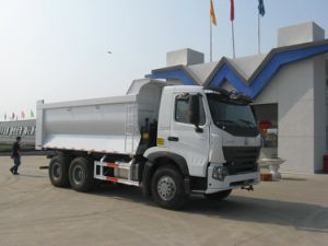 Sinotruk Heavy Duty 420HP Tipping Truck with Luxury Cab pictures & photos