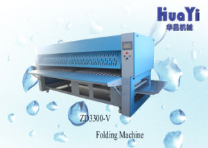 Industrial Laundry Equipment Sheet Folder Machine pictures & photos