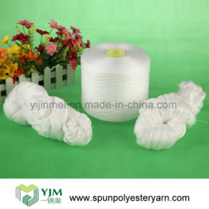 High Quality 100% Spun Polyester Yarn Manufacture in China