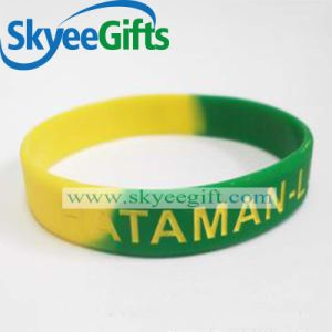 Promotional Cheap Custom Fashion Silicon Bracelet pictures & photos