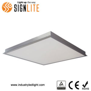 Super Bright 600*600mm LED Ceiling Down Panel Light TUV, Ce, RoHS Approval pictures & photos