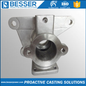 Best Performance Chinese Supplier 304/316/316L/CF8 Reduce Valve Lost Wax Casting