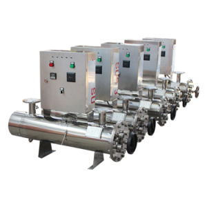 UV Water Dsinfection UV Water Sterilizer Ultraviolet Water Purification pictures & photos