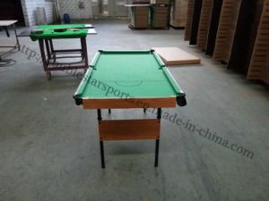 Kids Pool Table Mini Billiard Factory Wholesale 2017 pictures & photos