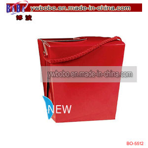 Party Favor Birthday Party Red Gift Boxes Packaging Box (BO-5512) pictures & photos