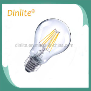 Most popular A60 - 8W LED Filament Bulb CE and RoHS pictures & photos