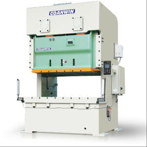 High Performance Open Front Two Point Mechanical Presses Punching Machine (C2N series 110-315 ton) pictures & photos