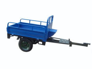 0.5 Ton Mini Trailer for Cultivator or Hand Tractor pictures & photos