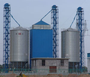 Grain Silo (TC Series)