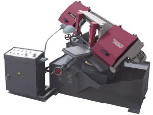 Rotating Band Sawing Machine (S-350R)