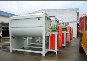 Protein Drink Mixing Equipment with Ribbon Blender