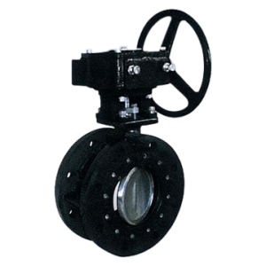 High Performance Double-Flange Butterfly Valve