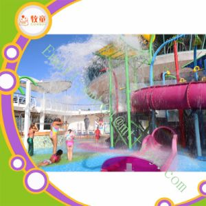 Factory Price Used Water Park Slide Giant Water Slide pictures & photos