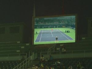 Sports LED Panel Display Screen