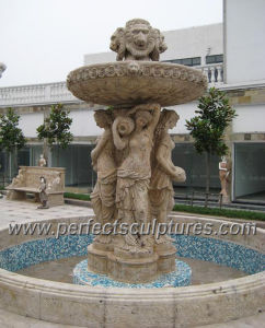 Garden Water Fountain with Stone Marble Granite (SY-F348) pictures & photos