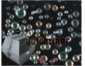 LED Lighting DJ Equipment Bubble Machine (SNOW BUBBLE CONFETTI)