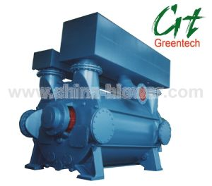 Water Ring Vacuum Pump /Dressing Vacuum Pump (2BE3) pictures & photos