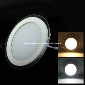 9W/15W/18W High Brightness Glass LED Panel Light (MB0035)