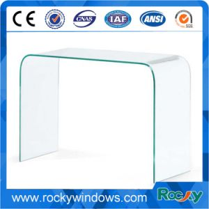 10mm Clear/Color Tempered Glass for Table Top pictures & photos