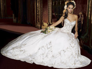 Wedding Dresses S020