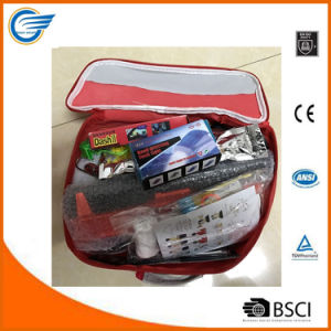Premium Car Emergency Roadside Assistance Kit with Jumper Cables pictures & photos