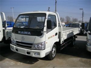 China 3 Ton Lorry Euro 2 4X4 Flatbed Truck (KMC1060P3) pictures & photos