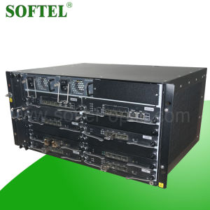 "5 U 19"" Optional Pon Ports, Max 40 Pon Ports U1.25 Gbps Optical Gepon Olt, FTTH Gepon Olt pictures & photos"
